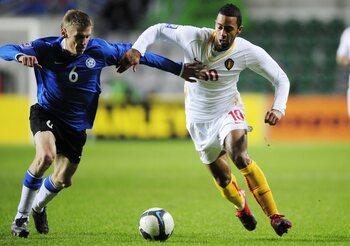 En 2009, l'Estonie s'imposait 2-0 contre les Diables Rouges de Dick Advocaat