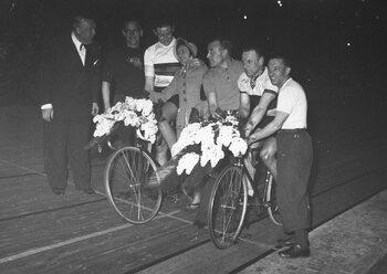 Les Champions du Monde belges oubliés: Karel Kaers, le colosse de Campine (1934)
