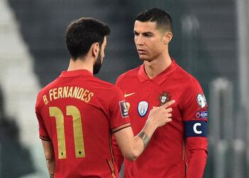 Serbie-Portugal en affiche de la 2ème journée de qualification pour la Coupe du monde 2022
