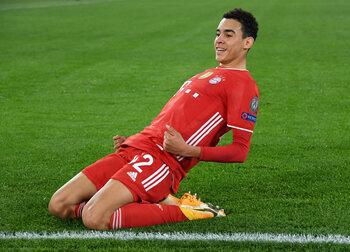 Jamal Musiala, la nouvelle pépite du Bayern Munich