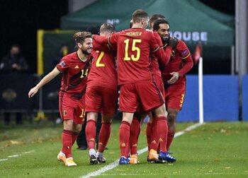 België - Denemarken: moet België voluit gaan voor de aanval?