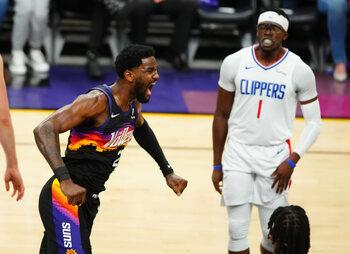 Deandre Ayton, le lieutenant des Suns derrière les leaders Paul et Booker