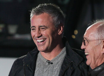 Matt LeBlanc vexé qu'on le prenne pour «le père de Joey»