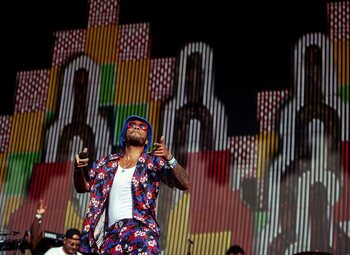 Anderson .Paak And The Free Nationals - Pukkelpop 2019