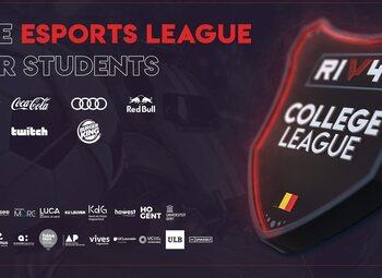 RIV4L College League: het gaat er hard aan toe in de arena's van Rocket League