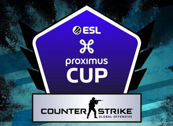 ESL Proximus Cup : un tournoi ouvert à tous sur CS:GO