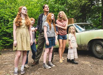 De keuze van Jan Verheyen: The Glass Castle