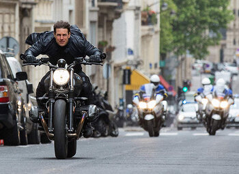 Tom Cruise over zijn spectaculaire stunts in 'Mission: Impossible – Fallout'!