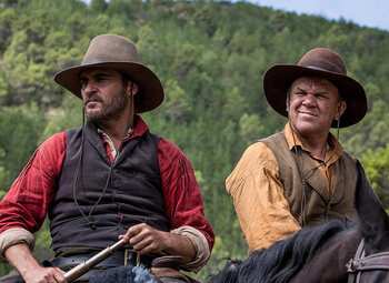 John C. Reilly en Jake Gyllenhaal over 'The Sisters Brothers'
