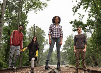 Making-of: 'The Darkest Minds'