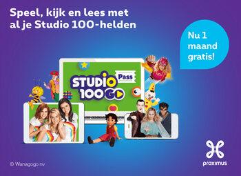 321a69b7cb0 Een maand gratis Studio 100 GO Pass, klant of niet!