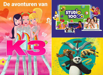 All Kids presenteert … Kung Fu Panda, de Studio 100 GO Pass en véél K3!