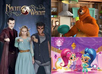 All Kids presenteert … Nachtwacht, weekendspecials én leuke animatieseries!