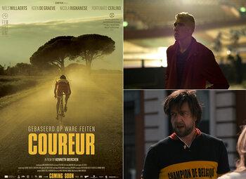 Coureur, de debuutfilm van regisseur en voormalig Belgisch kampioen Kenneth Mercken