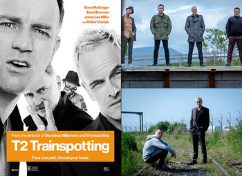 T2 Trainspotting: een shot nostalgie in de Movies & Series Pass
