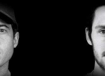 Tandem: John-John Domen en Elliot van Strydonck, maatjes door dik en dun