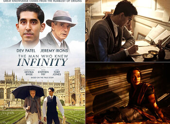 'The Man Who Knew Infinity', een waargebeurd drama in de Movies & Series Pass