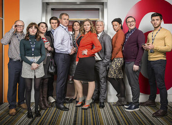 W1A seizoen 3 vanaf 27 april op BBC Entertainment