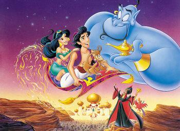 Regardez Aladdin le 22 mai sur Disney Cinéma