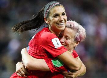 Wie wordt wereldkampioen voetbal bij de vrouwen?
