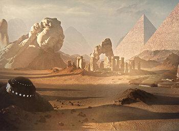 Nieuwe exclusieve serie 'Ancient Aliens' vanaf 12 augustus op History