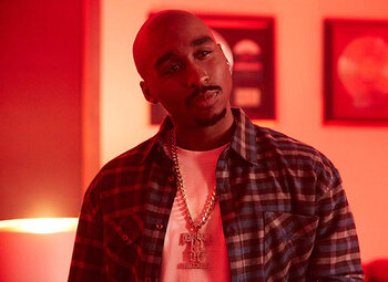 Biopic: 'All Eyez On Me', over het leven van Tupac Shakur