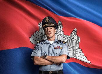 Andy Peelman vervoegt politiediensten over de hele wereld
