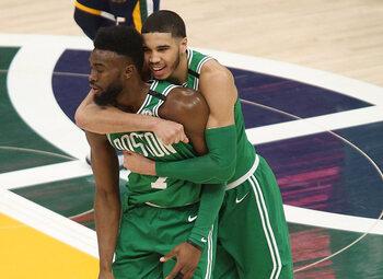 De Nets en de Celtics, deze week tweemaal te volgen op Eleven Sports!