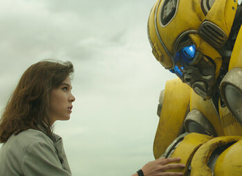 """Regardez """"Bumblebee"""" désormais dans le catalogue à la demande de Proximus TV !"""