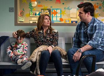 Nog meer catastrofen in 'Catastrophe, seizoen 3' op BBC First