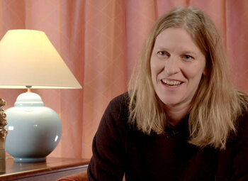 """Interview de Claire Burger, la réalisatrice du film """"C'est ça l'amour"""" avec Bouli Lanners"""