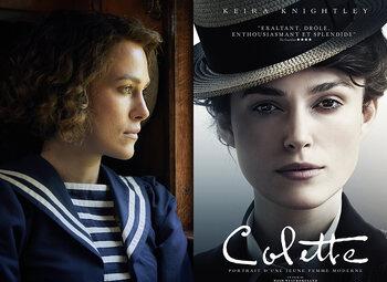 """""""Colette"""" avec Keira Knightley dans le Movies & Series"""