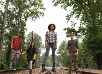 "Regardez le making of du film ""Darkest Minds: Rébellion"""