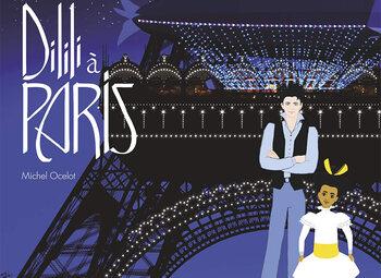 """Le coin des cinéphiles : """"Dilili à Paris"""""""