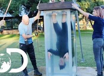 Hoe slaagde Houdini erin de wereld voor de gek te houden? Bekijk het in 'Houdini's Last Secrets' op Discovery Science!