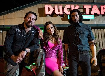 Steven Soderberghs 'Logan Lucky', nu in Movies & Series!