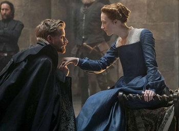 """Regardez le making of du film """"Marie Stuart, reine d'Écosse"""""""