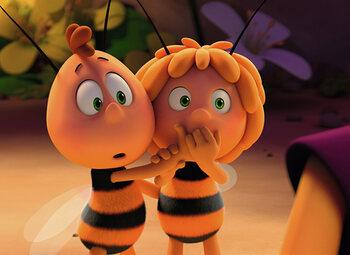 """Bekijk 'Maya De Bij: De Honingspelen"""" in de op aanvraag-catalogus van Proximus TV"""