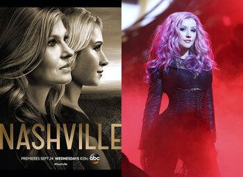 """""""Nashville"""", la saison 3 dans le Movies & Series"""