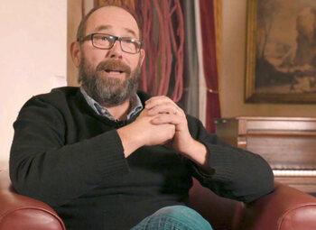 Interview : Les bonnes recettes d'Olivier Gourmet