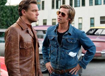 """Retrouvez le film de Quentin Tarantino """"Once Upon A Time... In Hollywood"""" dans le catalogue à la demande de Proximus Pickx"""