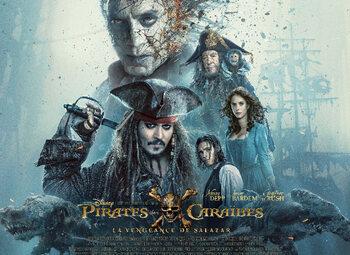 """Le film """"Pirates des Caraïbes: La Vengeance de Salazar"""" est maintenant disponible dans le Movies & Series Pass"""