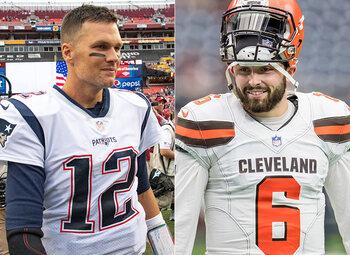Browns tegen de sterke verdediging van de Patriots: dé affiche van het weekend in de NFL