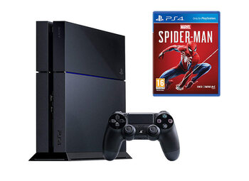 Win een Sony PlayStation 4 en een Marvel's Spider-Man PS4-game, dankzij 'Spider-Man: Into the Spider-Verse'!