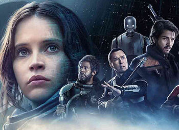 """Rogue One: A Star Wars Story, maintenant disponible dans le Movies & Series Pass"