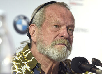 Interview: regisseur Terry Gilliam over zijn droomproject 'The Man Who Killed Don Quixote'!
