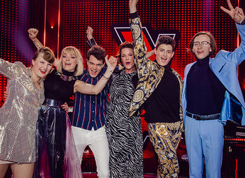 Wie worden de vier finalisten van The Voice van Vlaanderen?