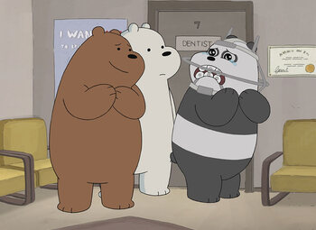 Gagnez des goodies de la série We Bare Bears