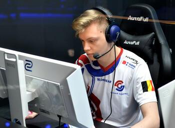 """Syman Gaming-speler Nicolas """"Keoz"""" Dgus: """"Ik geef me volledig voor mijn team om samen zo ver mogelijk te geraken."""""""