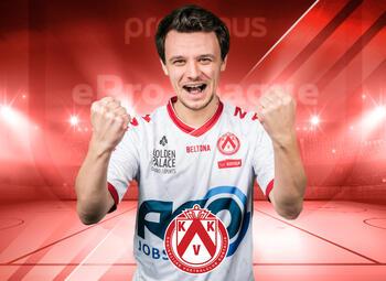 Proximus ePro League: Kortrijk zet dubbel in